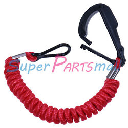 Emergency Stop Kill Switch Safety Lanyard 15920t54 Fits For Mercury Mercruiser