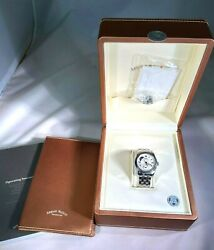 Armand Nicolet M03 Womenand039s Casual Watch 9151a-an-m9150 Boxbookletsextra Link