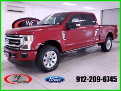 2020 Ford F 250 Platinum $81975.00