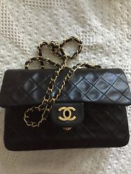 Authentic classic Chanel bag $3100.00