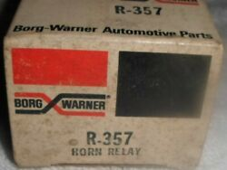 R357 Borg Warner A C Clutch Hold In Relay replaces 404398 on 1969 70 Oldsmobile $71.10