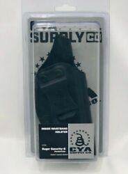 Cya Supply Co. Fits Ruger Security-9 Standard Concealed Carry Holster Iwb