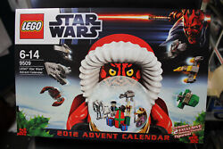 Lego Star Wars 2012 Advent Calendar 9509  New And Unopened