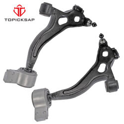 2 Front Lower Control Arm 2010 2011 2012 Ford Taurus Flex Lincoln Mks Mkt