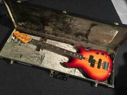 Used Yamaha Bb-2000 St Mij Vintage Electric Bass Pj Pu Great Playing Condition