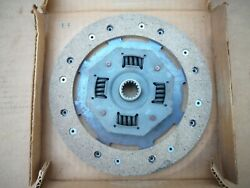 Nos Genuine Ford Manual Friction Clutch Disc Plate 1978 1979 1980 Fiesta