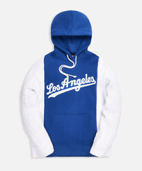 Kith Los Angeles Dodgers Combo Hoodie Size Xl