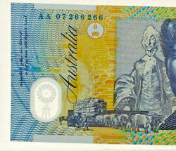 Australia 2007 10 Aa 07 First Prefix And Radar Repeater Serial 266266 Scarce