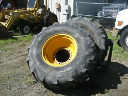 Used Backhoe Tires 19.5x24
