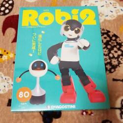 Deagostini Robi 2 No. 1 To No. 80 Whole Volume Unused From Japan Free Shipping