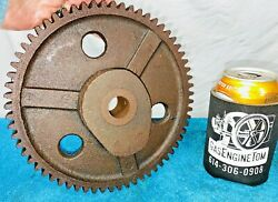 Cam Timing Gear For 7 Hp Hercules Economy Jaeger Hit Miss Gas Engine