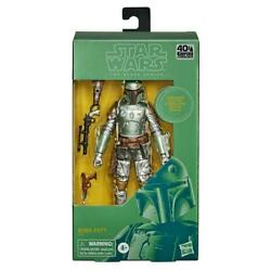 Star Wars The Black Series Boba Fett Carbonized 6 Inch Figure NEW IN STOCK $29.98
