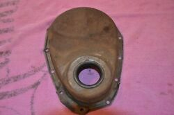 1941 1946 Gmc Pickup Truck 228 248 270 Timing Gear Cover Plate Chevy 235 216