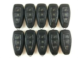 Original Lot Of 10 Ford 11-19 Oem Smart Key Less Entry Remote Dst80 Fob Car Usa