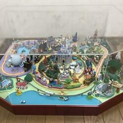 Disney Parade Disneyland Diorama With Cover Deagostini All 100 Issues Completed