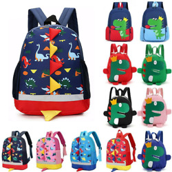 Toddlers Kids Girls Dinosaur Backpacks Boys Rucksack Shoulder School Book Bags $19.66