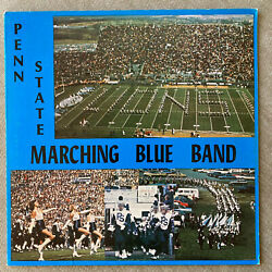 Penn State Marching Blue Band, 1976, Vintage Vinyl Record