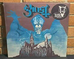 Ghost - Opus Eponymous Limited Import Green Sparkle Vinyl Lp New And Sealed