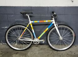 State Bicycles Simpsons Color Block Family Special Edition 52cm With Extras