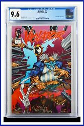 Violator 1 Cgc Graded 9.6 Image May 1994 White Pages Comic Book