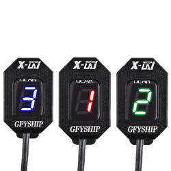 For Ducati Streetfighter All 2009-2014 2015 Motorcycle Gear Indicator Digital