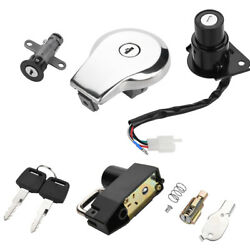 Ignition Lock Metal Material Motorcycle Ignition Switch Fuel Gas Lock Keys Sh