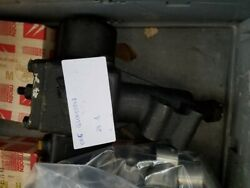 Maserati Ghibli Complete Hydraulic Power Steering Box 55847 Factory Nos Part