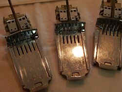 3 Maytag Vertical 5 Coin Op Coin Slides For Washing Machines, Billiards,etc.
