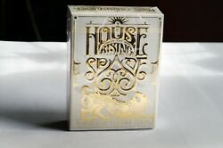 House Of The Rising Spade Faro Playing Cards By Stockholm17
