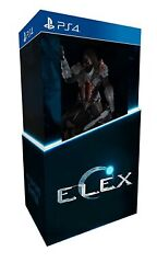 Elex Collector's Edition Sony Playstation 4 Ps4 New Sealed Limited Figurine