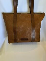 Fossil Leather Tote Purse Bag $60.00