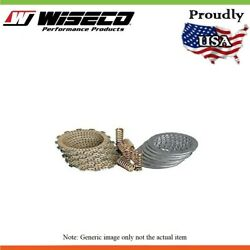Wiseco Clutch Pack Kit Fibres Steels And Springs For Suzuki Dr-z400s 400cc 2005-16