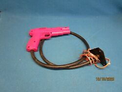 Used Untested Pink Recoil Sf-x Optical Gun For Parts Or Repair