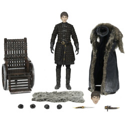 Game Of Thrones Bran Stark Deluxe Version Sixth Scale Figure Threezero Sideshow