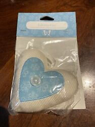 Scentsy Eskimo Kiss Purfumed Sachet Ornament This Is For 3