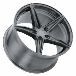 Xo Luxury Auckland 9and11x20 5x114 3 Rims Ford Mustang Gt Lae Mazda Maserati