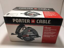 Porter-cable Pce310 7-1/4-inch 15-amp Corded Circular Saw W/ Magnesium Shoe New