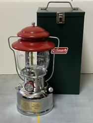 Special Limited Coleman Lantern 2001 Outdoor Club Members Only F/s From Japan