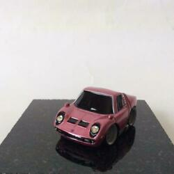 Choro Q Custom Lamborghini Miura Cherry Color $71.00