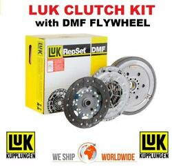 Luk Clutch + Dmf + Csc For Renault Megane Coupe-cabriolet 1.5 Dci 2007-2009