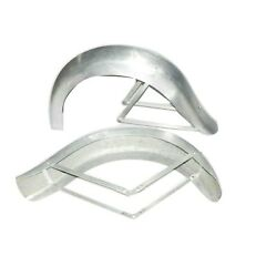 Front And Rear Mudguard Fender Set Raw Steel Indian Chief Sports Scout 1940