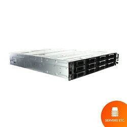 Dell Powervault Md1400 With 3 X 14tb 7.2k 12gbps Sas Hard Drives