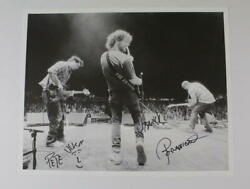 Dispatch Full Band Signed Autograph Concert Tour Poster - Awesome Lithograph