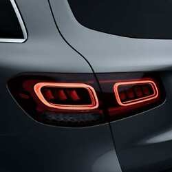 Mercedes-benz Led Tail Lamps Tail Rear Lights Facelift Kit For Glc Suv X253