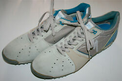 Vintage Specialized Cycling Leather Shoes From Toe To Heel 11.5 Men's 12