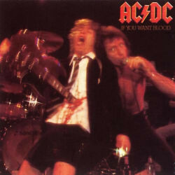 Ac/dc - If You Want Blood Youand039ve Got 180g Vinyl Lp 2003 Sony 80205 New/sealed