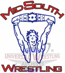 Mid-south Wrestling Dvd Library Volumes 1-102 Ultimate Collection 101 Dvd's