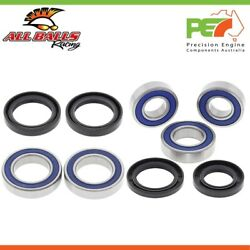 All Balls Front And Rear Wheel Bearing Kit For Gas-gas Ec125 Ohlins 2004-2005