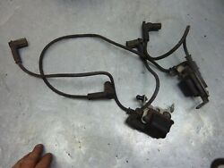 Ignition Coils Wires Ducati St3 2005 04 05 06 Gg16