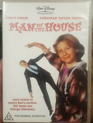 Man Of The House Rare Deleted Pal Dvd Comedy Chevy Chase, Jonathan Taylor Thomas